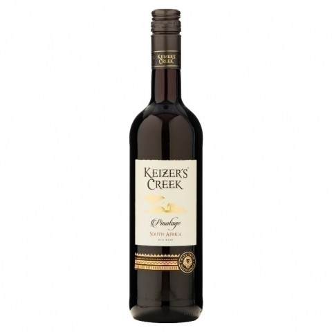 KEIZERS CREEK PINOTAGE ROOD